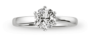 Engagement rings White gold